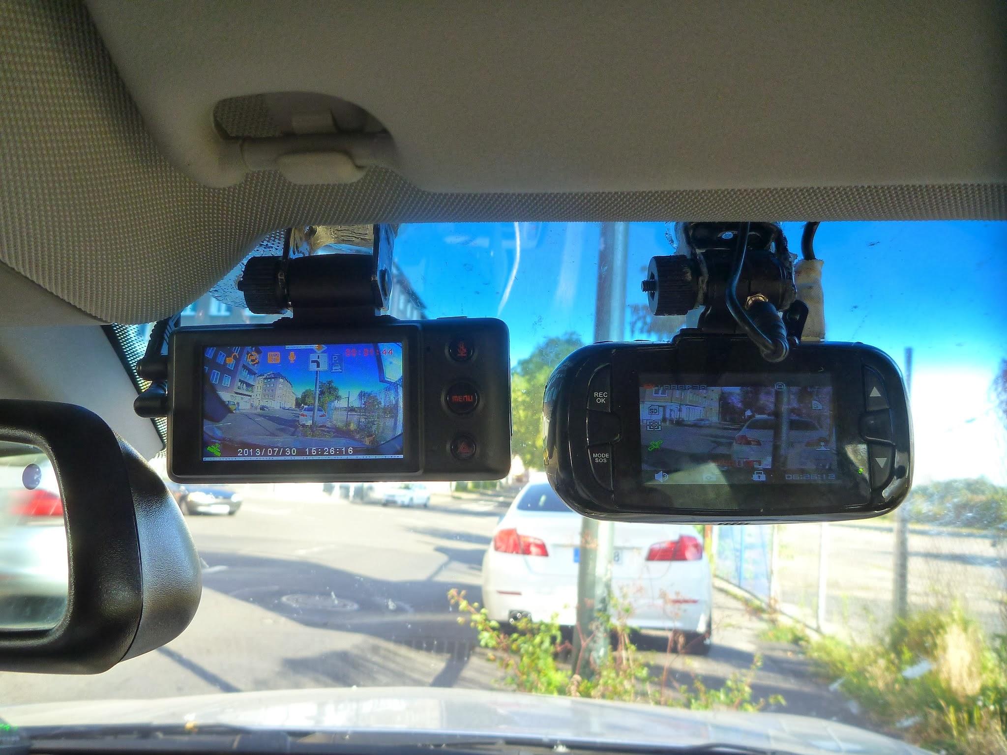 Een dashcam biedt meerwaarde in je auto